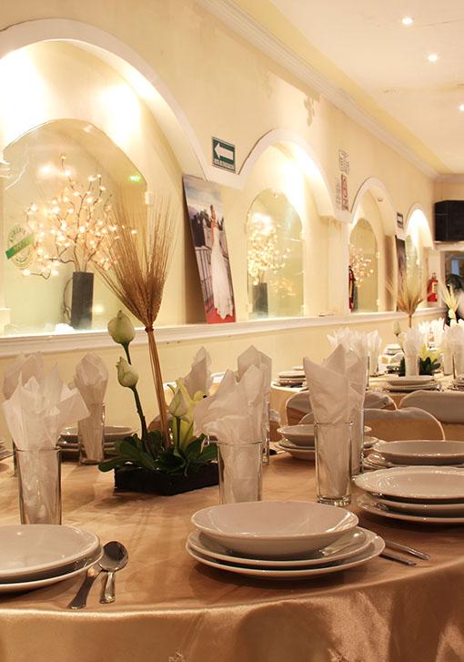 Sal n de fiestas amarilis salones de fiestas df for Salones economicos